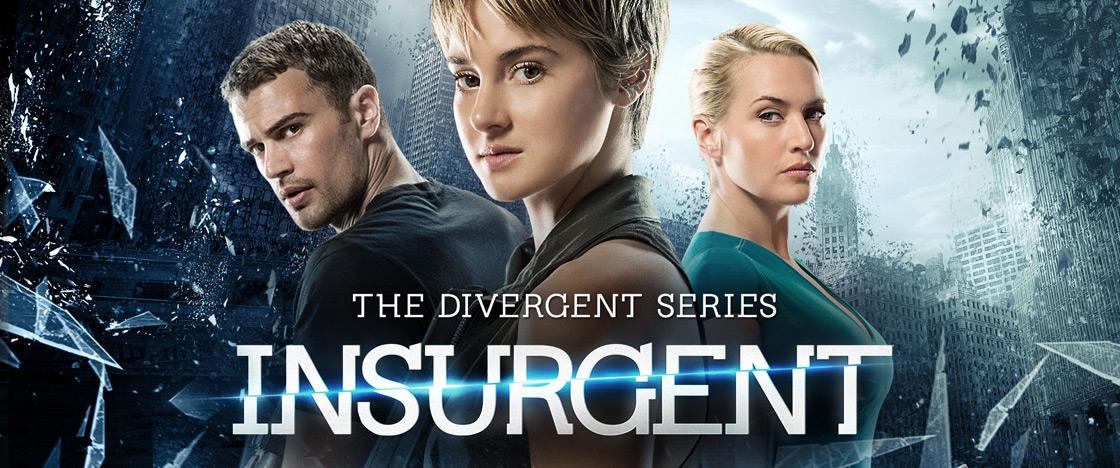 Risultati immagini per Insurgent