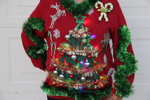 Tacky Ugly Sweater