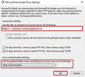MS Exchange Manual Setup 5