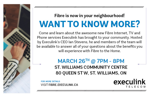 St. Williams Info Session