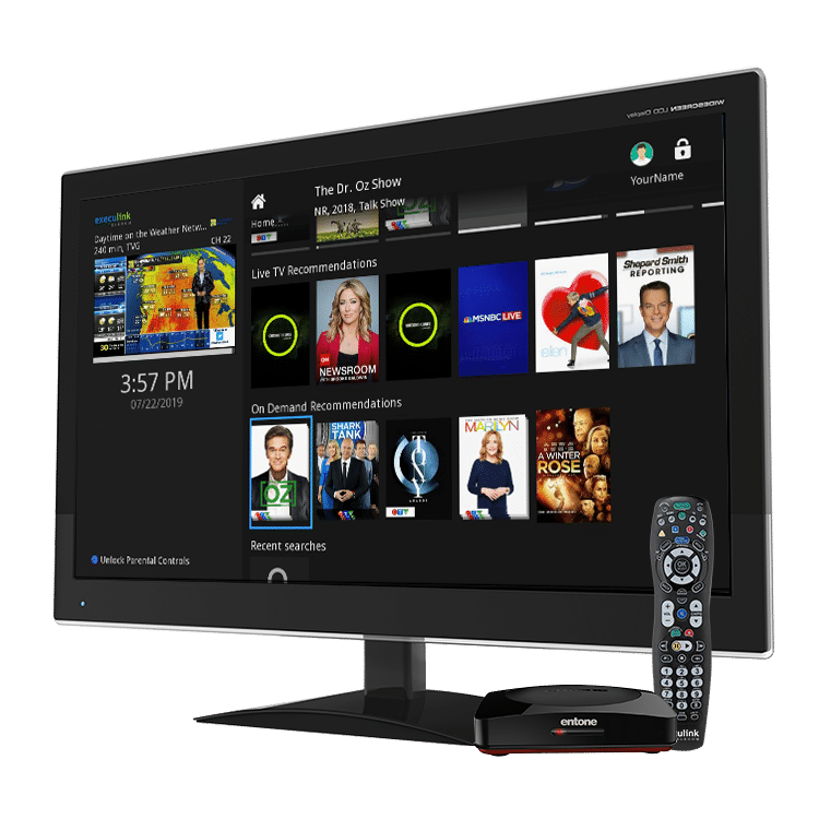 TV hardware
