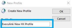 new profile name outlook