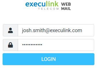 execulink webmail login