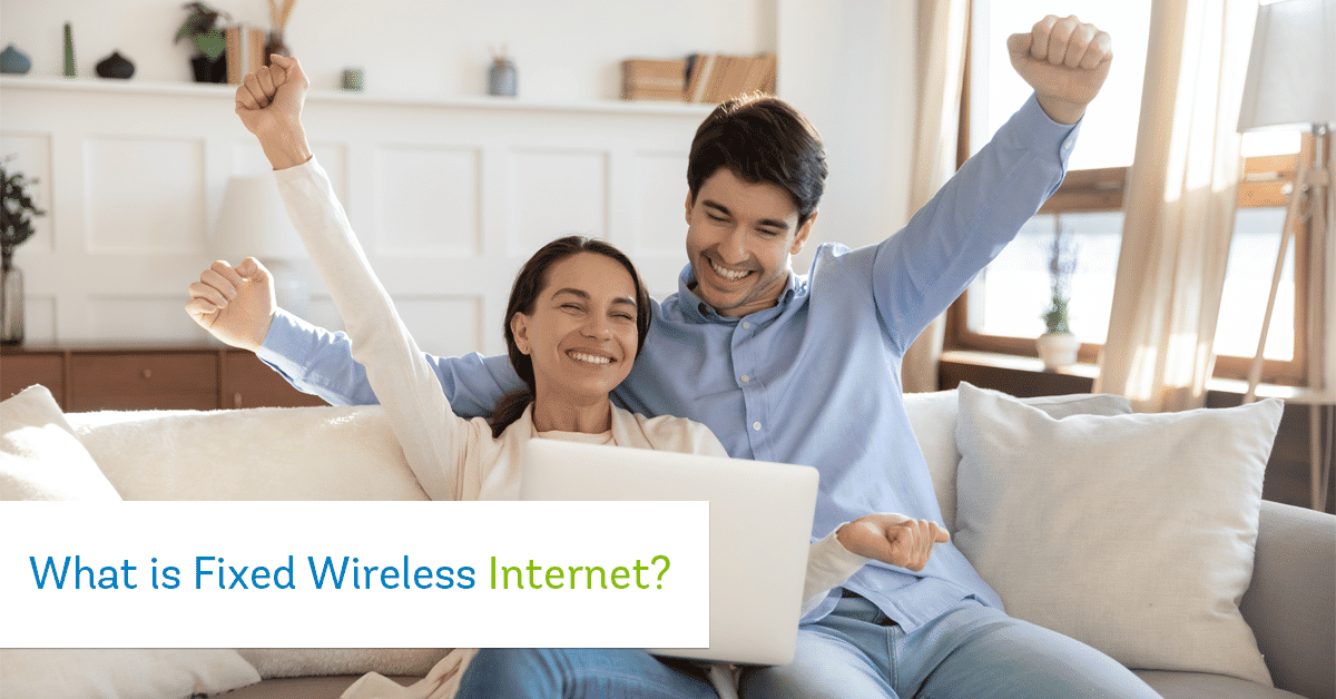 what is fixed wireless internet